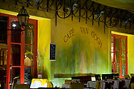 The Cafe Van Gogh in Arles, France