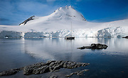 Ocean travel can be taxing, imagine sailing in a small yacht into Antarctica.  Well if you do then expect some massive seas, and some very tough conditions.  BUT, once you get into the sheltered bays of the Antarctic Peninsula then just kicking back and absorbing this scenery would make it a trip to remember.