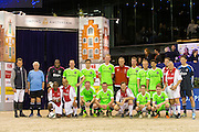 Voetbal Ruiters tegen Lucky Ajax<br /> Jumping Amsterdam 2016<br /> © DigiShots