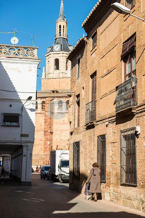 Manzanares. Ruta de Don Quijote. Ciudad Real ©Antonio Real Hurtado / PILAR REVILLA