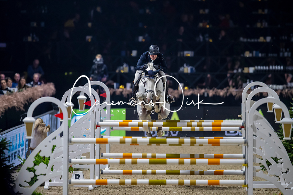 Anthonissen Bart, BEL, Mr Blue C<br /> Jumping Mechelen 2019<br /> © Hippo Foto - Dirk Caremans<br />  27/12/2019