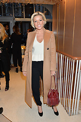 NATALIE COYLE at a party to celebrate the collaboration of J&M Davidson and Tanya Lingheld at J&M Davidson, 104 Mount Street, London on 18th October 2016.