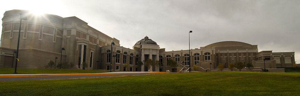 Idaho, Pocatello.  Idaho State University Performing Arts Center.