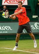 Florian Mayer (GER)<br /> <br /> Tennis - Gerry Weber Open - ATP 500 -  Gerry Weber Stadion - Halle / Westf. - Nordrhein Westfalen - Germany  - 19 June 2015. <br /> &copy; Juergen Hasenkopf