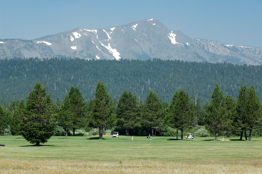 Lake Tahoe Golf Course, South Lake Tahoe, California, United States of America