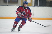 Fairport's Alex Schoepfel during a scrimmage against Victor at Thomas Creek in Fairport on Monday, November 24, 2014.