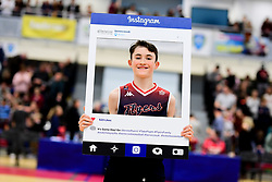 Benecos Competition Winner - Photo mandatory by-line: Ryan Hiscott/JMP - 17/01/2020 - BASKETBALL - SGS Wise Arena - Bristol, England - Bristol Flyers v London City Royals - British Basketball League Championship