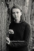 Elsie's  High School Senior Portrait