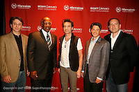 Pat Monahan launches SONY BMG & Starwoods Music Initiative at Sheraton NY on September 19, 2007...© 2007 Rahav Segev  / Photopass.com