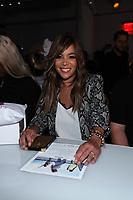 Sunny Hostin attends Klarna STYLE360 NYFW Hosts S by Serena Fashion Show