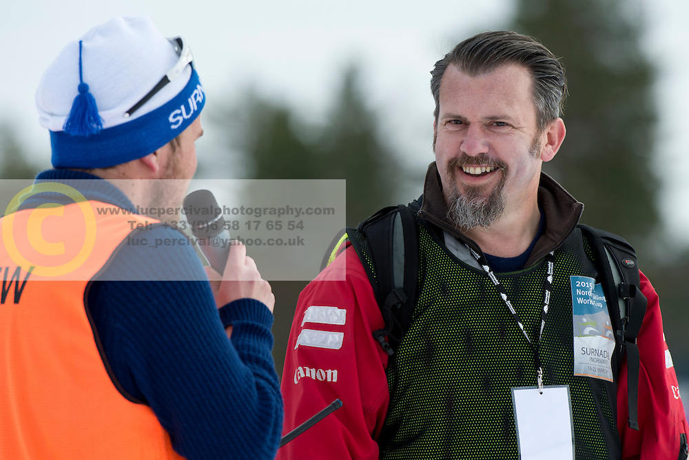 Nathan Lidiard, NOR, Short Distance Biathlon, 2015 IPC Nordic and Biathlon World Cup Finals, Surnadal, Norway