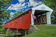 Eldean Covered Bridge, Troy, OH