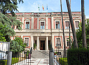School for the study of Spanish America, Escuela de Estudios Hispano-Americano, Seville, Spain