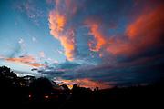 Itauna_MG, Brasil...Por do sol na MG 050 em Itauna, Minas Gerais...The sunset in MG 050 in Itauna, Minas Gerais...Foto: JOAO MARCOS ROSA / NITRO..