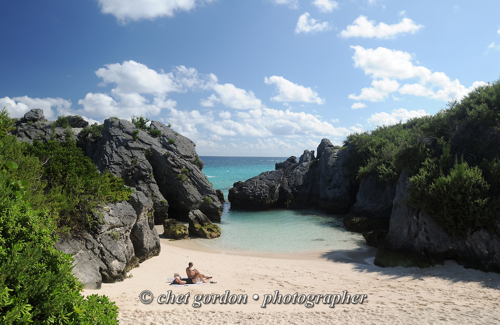 Jobson's Cove in Warwick Parish, Bermuda on Tuesday, September 18, 2012.