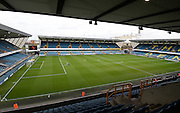The Den, before the Sky Bet League 1 match between Millwall and Bury at The Den, London, England on 28 November 2015. Photo by David Charbit.