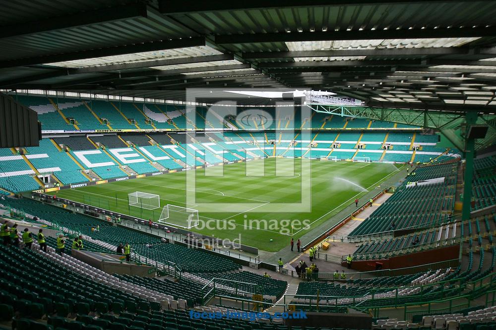 Picture by Paul Chesterton/Focus Images Ltd +44 7904 640267.24/07/2012.General views of Celtic Park, Glasgow.