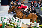 Abdel Said - Jumpy van de Hermitage<br /> FEI World Cup Final Gothenburg 2019<br /> © DigiShots