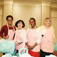 Cindy Beard, Leah Takasugi, Wilmetta Toliver-Diallo, Rachael Lynch
