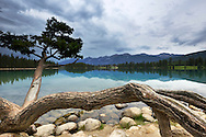 Beavert Lake, Jasper National Park, Alberta, Canada