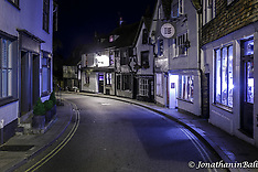 Rye at Night