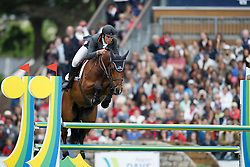 Alvarez Aznar Eduardo, (ESP), Rokfeller de Pleville Bois Margot<br /> Furusiyya FEI Nations Cup presented by Longines<br /> Longines Jumping International de La Baule 2015<br /> © Hippo Foto - Dirk Caremans<br /> 15/05/15