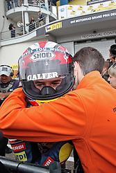 17.07.2010, Sachsenring, GER, MotoGP, Deutschland Grand Prix 2010, im Bild Marc Marquez - Red bull Derbi team. EXPA Pictures © 2010, PhotoCredit: EXPA/ InsideFoto/ Semedia +++ ATTENTION - FOR AUSTRIA AND SLOVENIA CLIENT ONLY +++ / SPORTIDA PHOTO AGENCY