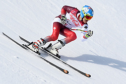 GMUR Theo LW9-1 SUI competing in the Para Alpine Skiing Downhill at the PyeongChang2018 Winter Paralympic Games, South Korea