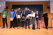 Watt Mitchell<br /> LBA AWORDS 2018/19<br /> Basket Serie A LBA 2018/2019<br /> Premiazioni Sala Buzzati - Rcs<br /> Milano 13 May 2019<br /> Foto Mattia Ozbot / Ciamillo-Castoria