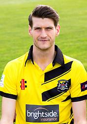 David Payne of Gloucestershire Cricket poses for a headshot in the NatWest T20 Blast kit - Mandatory by-line: Robbie Stephenson/JMP - 04/04/2016 - CRICKET - Bristol County Ground - Bristol, United Kingdom - Gloucestershire  - Gloucestershire Media Day