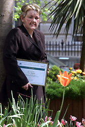 St Bartholomews Hospital, Child of Resolution Awards 2000. UNA McGURK , May 8, 2000. Photo by Andrew Parsons / i-images..