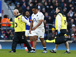 February 10, 2019 - London, England, United Kingdom - during the Guiness 6 Nations Rugby match between England and France at Twickenham  Stadium on February 10th,  in Twickenham, London, England. (Credit Image: © Action Foto Sport/NurPhoto via ZUMA Press)