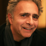 UK. London. Hanif Kureishi, author and screen writer