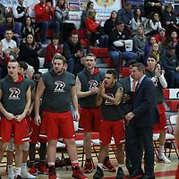 Men's Basketball: Ripon College Red Hawks vs. University of Wisconsin Oshkosh Titans