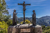 Cerro de Sanctuary of Monserrate in Bogota capital city of Colombia South America