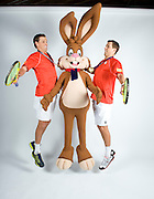 Nesquik Bryan Brothers Photo Shoot, Tuesday, July 17, 2012, in New Jersey.  (Photo by Diane Bondareff for Nesquik)