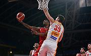 Cooke Derek<br /> Carpegna Prosciutto Basket Pesaro - Allianz Pallacanestro Trieste<br /> Campionato serie A 2019/2020 <br /> Pesaro 5/01/2020<br /> Foto M.Ciaramicoli // CIAMILLO-CASTORIA