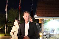 Kenneth Lilieholm, Grounds Operation manager of LSA /<br /> Kenneth Lilieholm, responsable des op&eacute;rations terrain de LSA