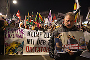 Kurdish protests in Berlin, 11.11.2016