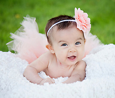 Ava's 3 Month Session