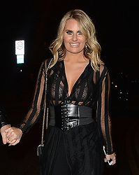 TOWIE star Danielle Armstrong leaving the X Factor studios in London, UK. 04/12/2016<br />BYLINE MUST READ : GOTCHAIMAGES.COM<br /><br />Copyright by © Gotcha Images Ltd. All rights reserved.<br />Usage of this image is conditional upon the acceptance <br />of Gotcha Images Ltd, terms and conditions available at<br />www.gotchaimages.com