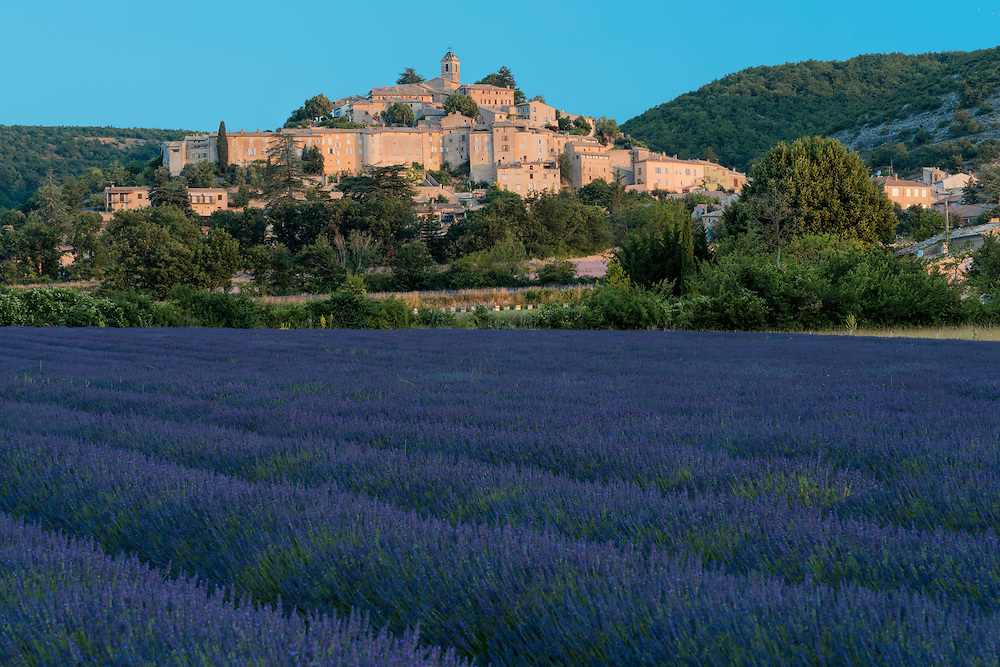 Europe; France; Provence; Banon,