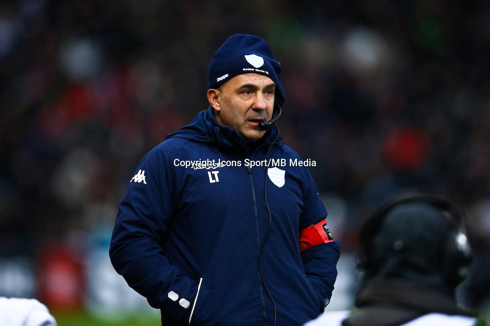 Laurent Travers - 28.12.2014 - Toulouse / Racing Metro - 14eme journee de Top 14 <br />Photo : Manuel Blondeau / Icon Sport