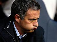 Photo: Ed Godden.<br /> Tottenham Hotspur v Chelsea. The Barclays Premiership. 05/11/2006. Chelsea Manager Jose Mourinho.