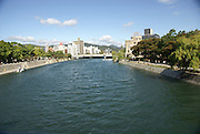 Japan, Honshu, Hiroshima, Peace Memorial Park