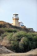 Meneou Lighthouse at Cape Kiti, Cyprus