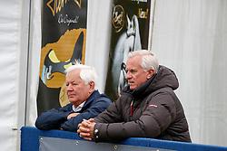 KASSELMANN Ullrich (Veranstalter), WITTIG Wolfram (Trainer)<br /> Hagen - Horses and Dreams meets the Royal Kingdom of Jordan 2018<br /> Prix St Georges<br /> 25 April 2018<br /> www.sportfotos-lafrentz.de/Stefan Lafrentz
