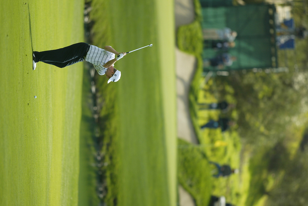 2003 WGC Accenture Match Play Championship..3rd Round..La Costa Resort..February 28, 2003..Photograph by Darren Carroll...David Toms