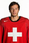 31.07.2013; Wetzikon; Eishockey - Portrait Nationalmannschaft; Julien Sprunger (Valeriano Di Domenico/freshfocus)