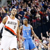 12-04 THUNDER AT TRAIL BLAZERS
